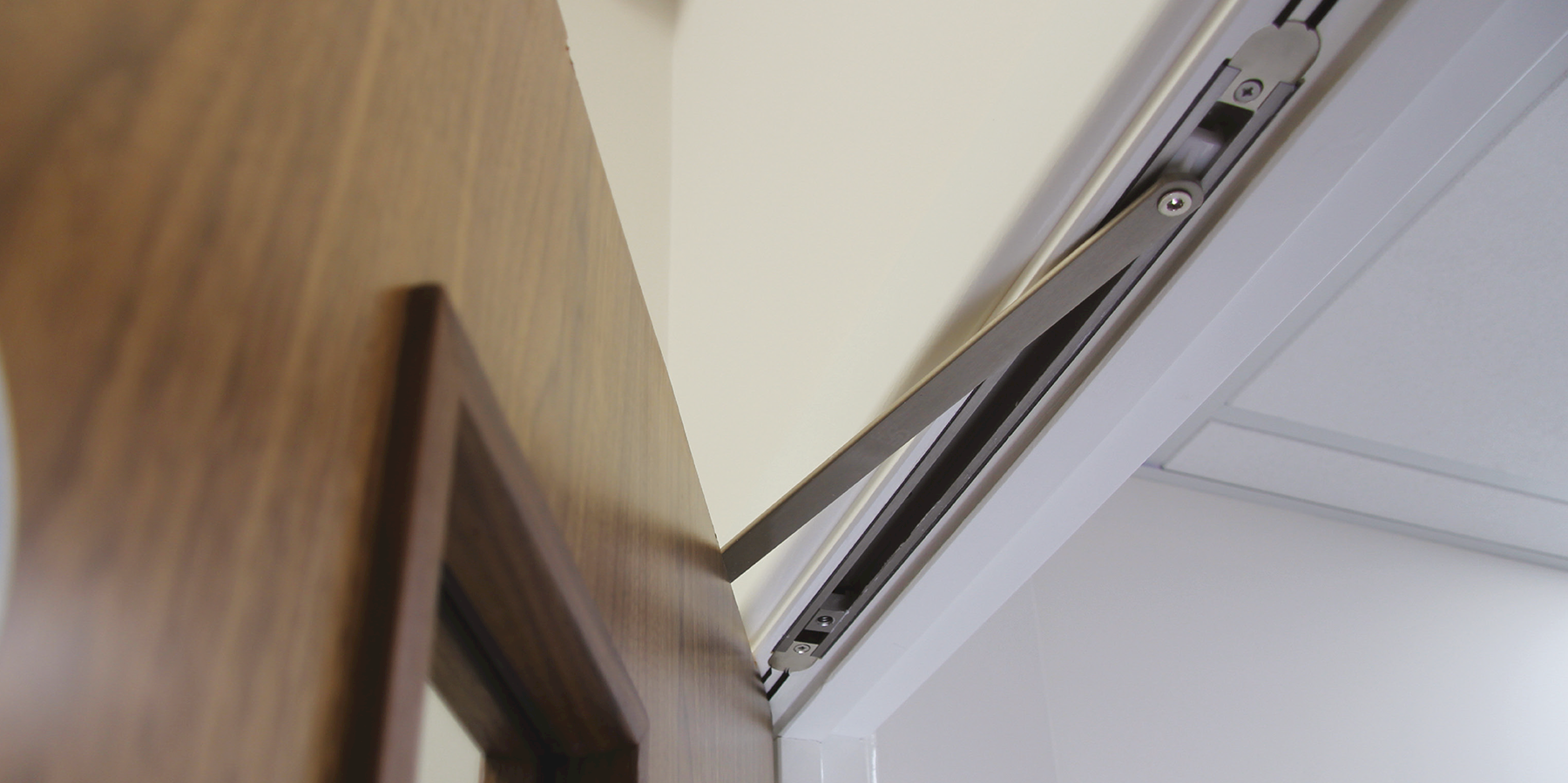 Concealed Slide Arm Door Closers